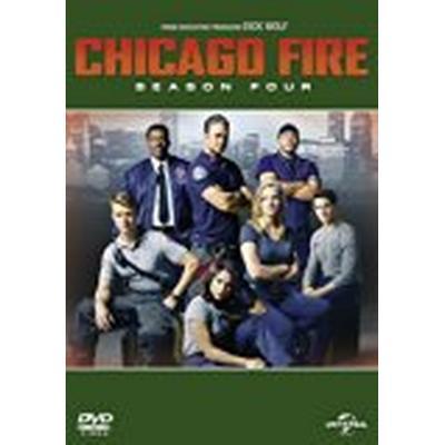 Chicago Fire - Season 4 [DVD] [2016]